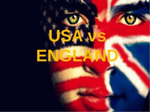 USA vs ENGLAND