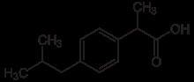 220px-Ibuprofen2.svg