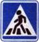 Стихи о дорожных знаках. Дорожный знак. Пешеходный переход.
