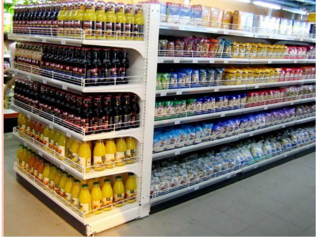Фото как правильно сделать выкладку товара в продуктовом магазине