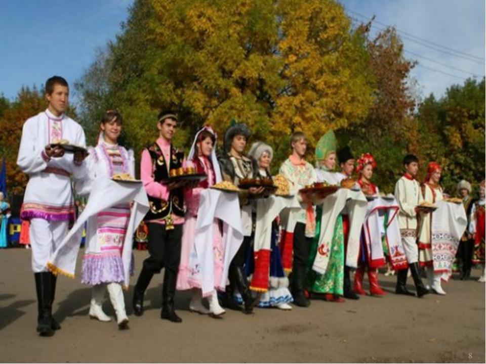 Народы России * 8