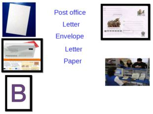Paper Letter Letter Envelope Post office