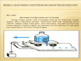 Жаңа сабақ: Бірқалыпты және бірқалыпты емес қозғалыстар Балалар әлемдегі д