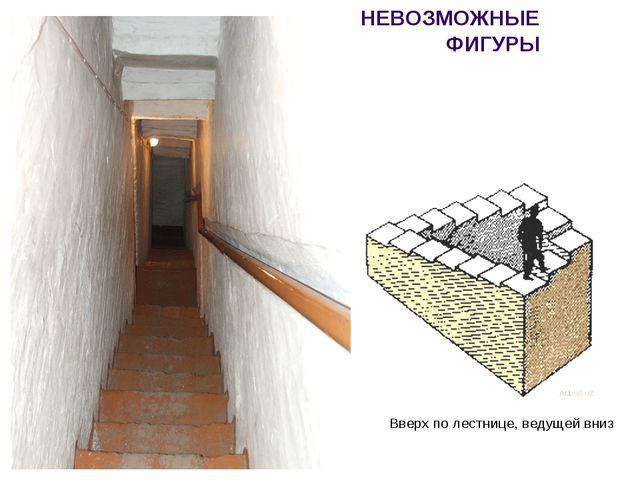 Вверх по лестнице, ведущей вниз НЕВОЗМОЖНЫЕ ФИГУРЫ