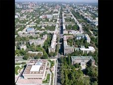 Университетская улица Донецка