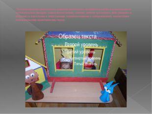 Театрализованная деятельность помогает реализовать потребности ребёнка-дошко