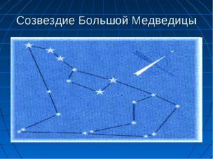 Созвездие Большой Медведицы