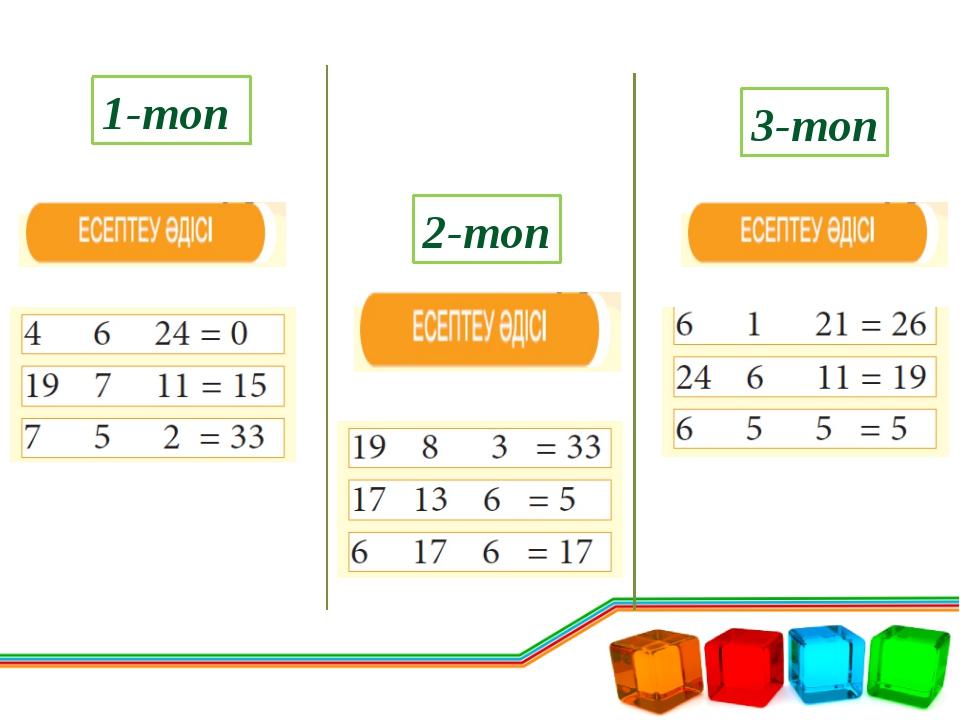 V тур. «Математикалық мысал» 430:10= 1000:5= 500*2= 70*3= 1000:200= 90*9= 810...