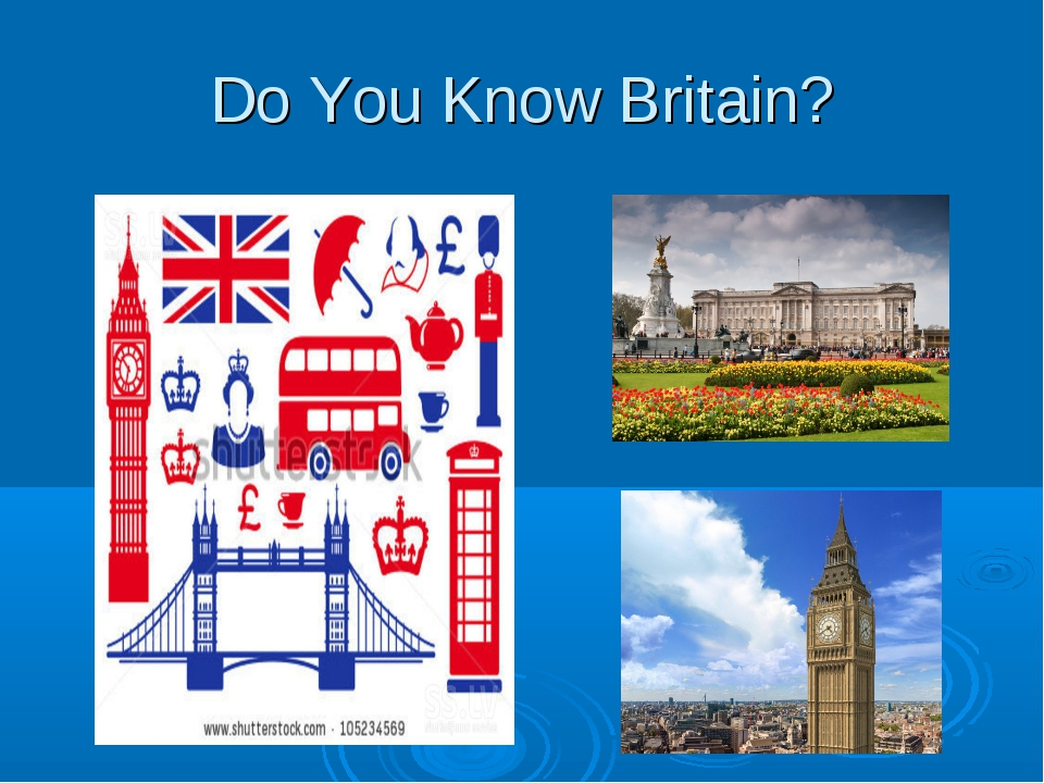 Do You Know Britain?