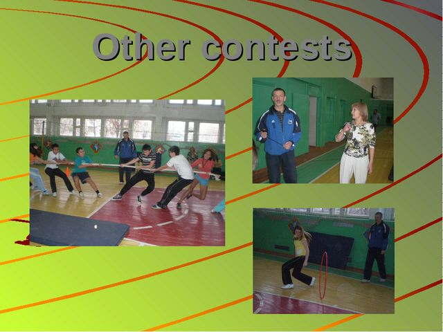 Other contests