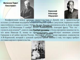 Милюков Павел Николаевич Керенский Александр Фёдорович