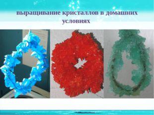 выращивание кристаллов в домашних условиях http://linda6035.ucoz.ru/