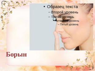 Борын