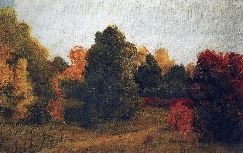 Осень. 1876-1890. Архип Иванович Куинджи