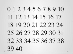 0 1 2 3 4 5 6 7 8 9 10 11 12 13 14 15 16 17 18 19 20 21 22 23 24 25 26 27 28