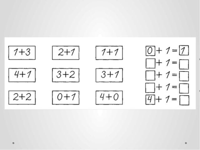 Конспект урока математики 1 класс по фгос на тему прибавление числа 4 пнш