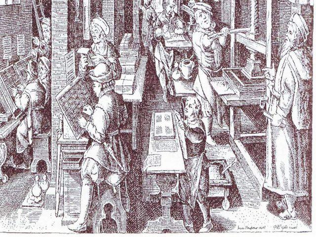 Иоганн Гутенберг 1445