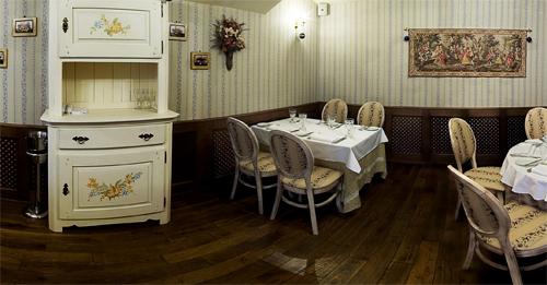 ресторан гоголь: Столовая