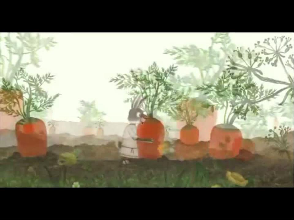Видео заяц