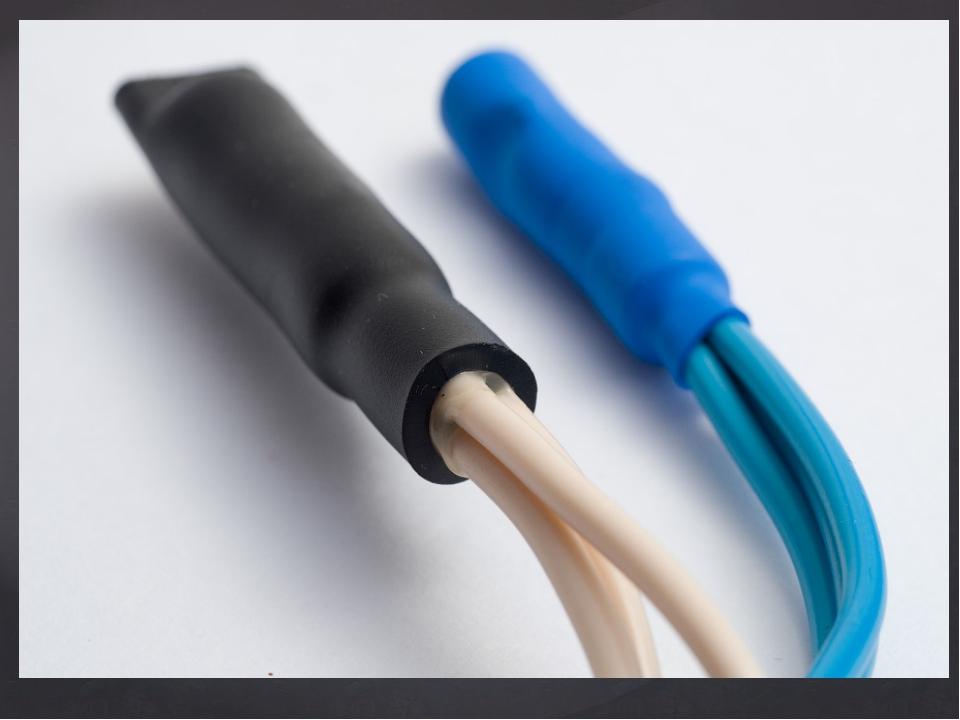 Как сделать герметичную скрутку проводов