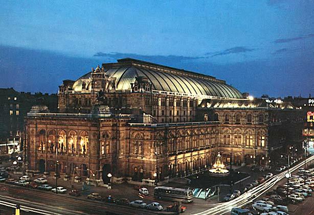 венская опера супер