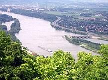Вид на Дунай