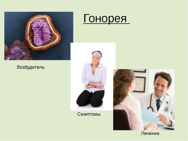 Гонорея Возбудитель Симптомы Лечение