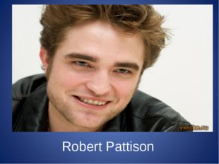 Robert Pattison