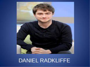 DANIEL RADKLIFFE