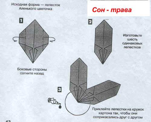 Кружок по оригами как назвать