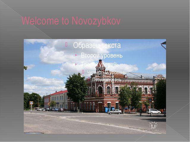 Welcome to Novozybkov