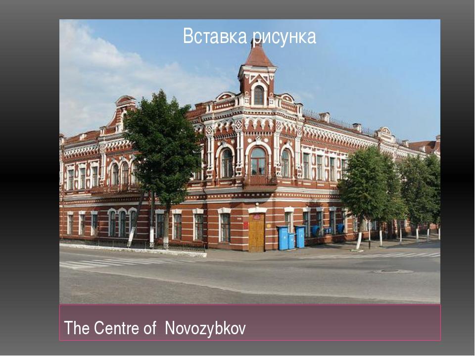 The Centre of Novozybkov