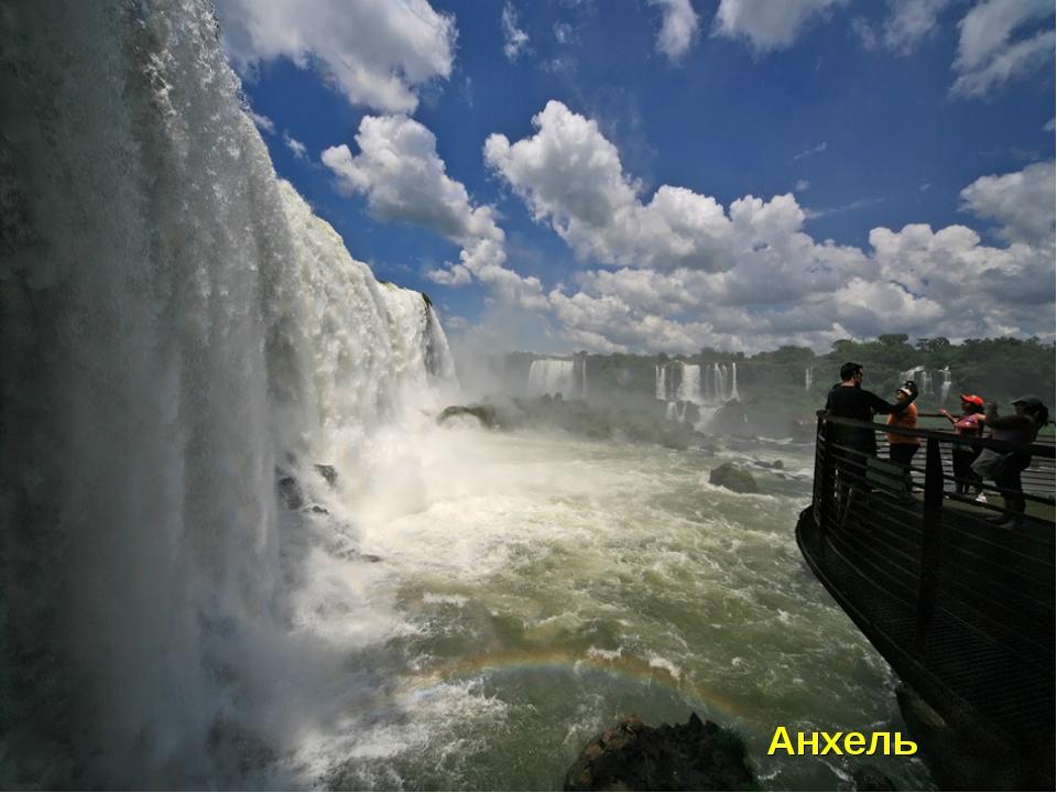 Оңтүстік Американың ішкі сулары «Климат – судың атасы» Амазонка Парана Оринок...
