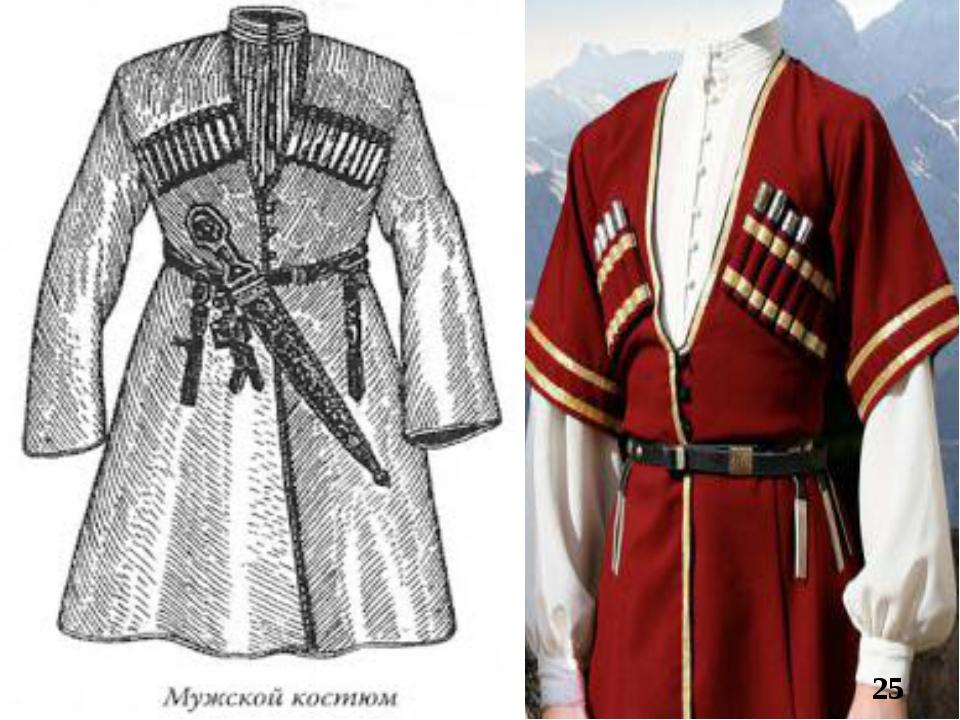 национальные костюмы осетины картинки окружающий много легенд