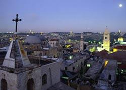 Иерусалим, город трех религий