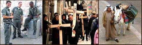 Иерусалим, город мира