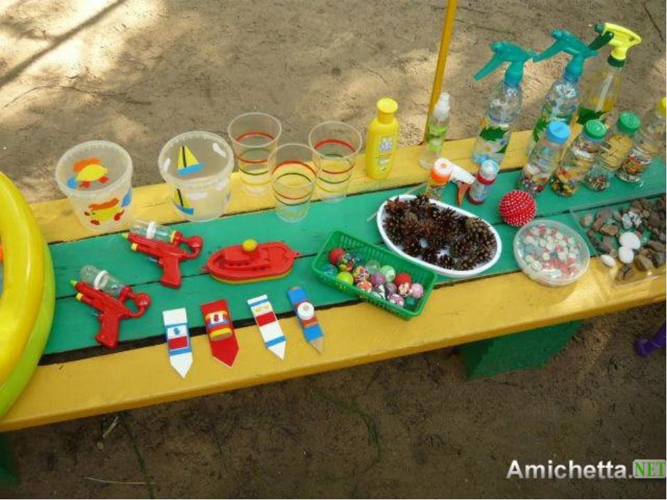 Выносной материал своими руками для детского сада  46