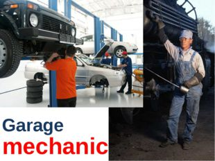mechanic Garage