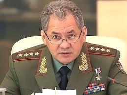 Сергей КужугетовичШойгу