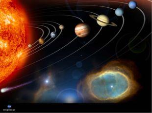 2. Назовите планеты солнечной системы. Ответ: Меркурий, Венера, Земля, Марс,