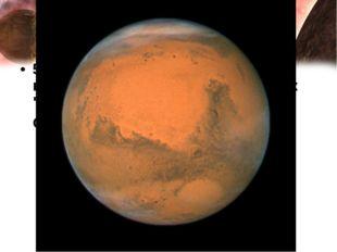 """5. У какой планеты есть спутники, названия которых переводятся как """"Ужас"""" и """""""