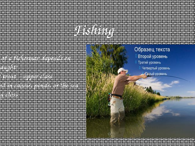 Fishing The class of a fisherman depends on what is caught: -salmon / trout –...