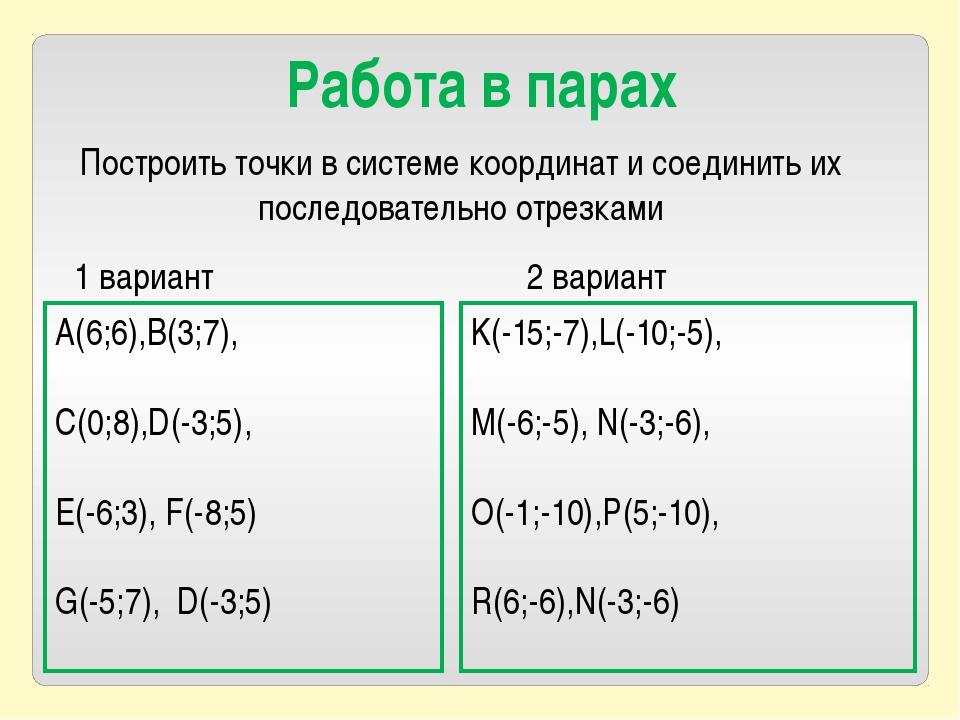 А(6;6),B(3;7), C(0;8),D(-3;5), E(-6;3), F(-8;5) G(-5;7), D(-3;5) K(-15;-7),L(...