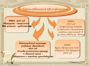 НИРО 2010 год «Интернет – технологии Для учителя - предметника Нижегородский