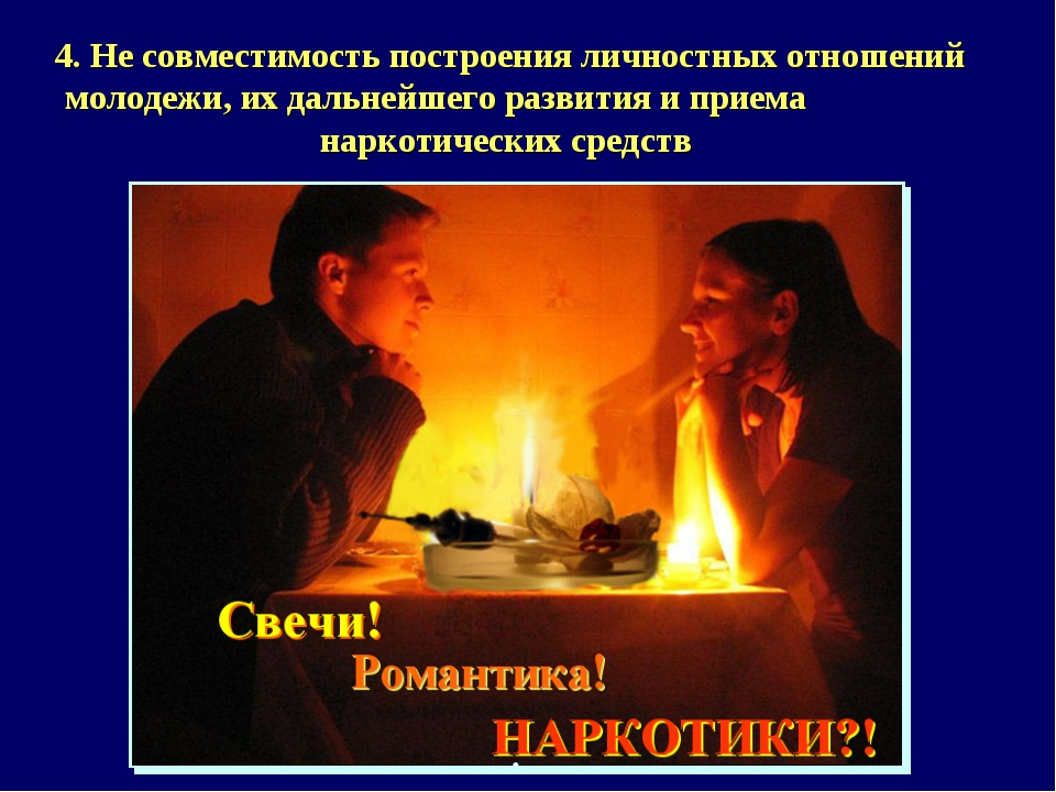 4. Не совместимость построения личностных отношений молодежи, их дальнейшего...