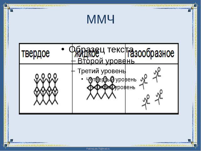 ММЧ FokinaLida.75@mail.ru