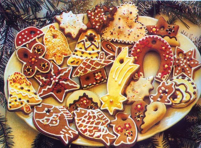 Роспись пряников - Все для новогоднего праздника