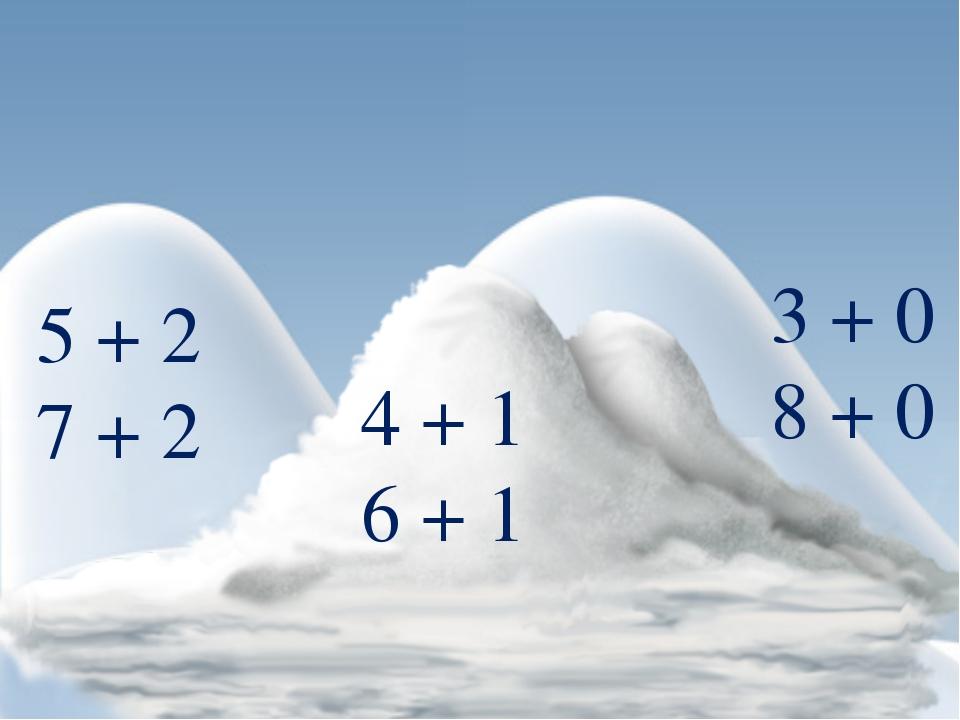 5 + 2 7 + 2 4 + 1 6 + 1 3 + 0 8 + 0