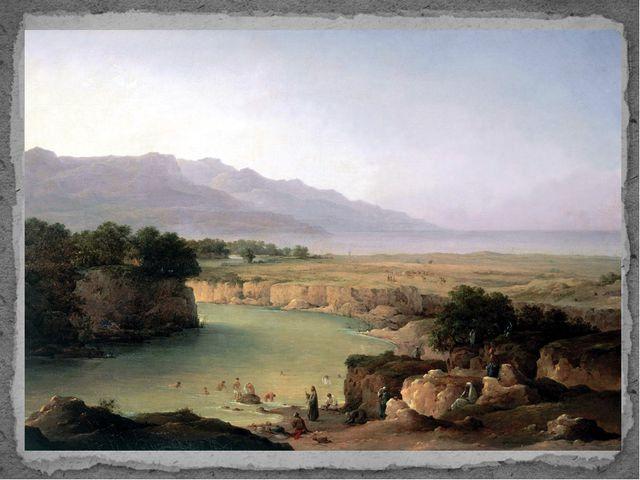 Когда Иоанн Креститель начал проповедовать на берегах Иордана, Андрей последо...