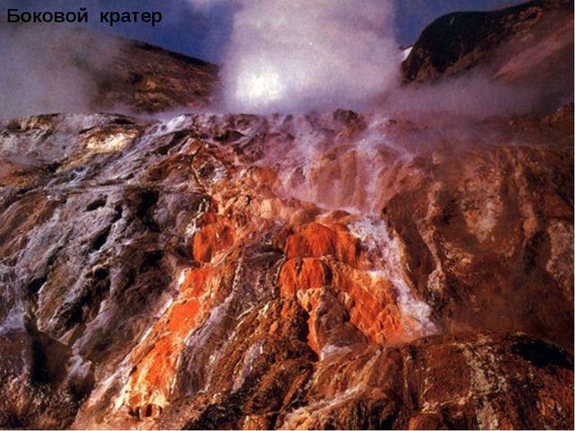 Боковой кратер